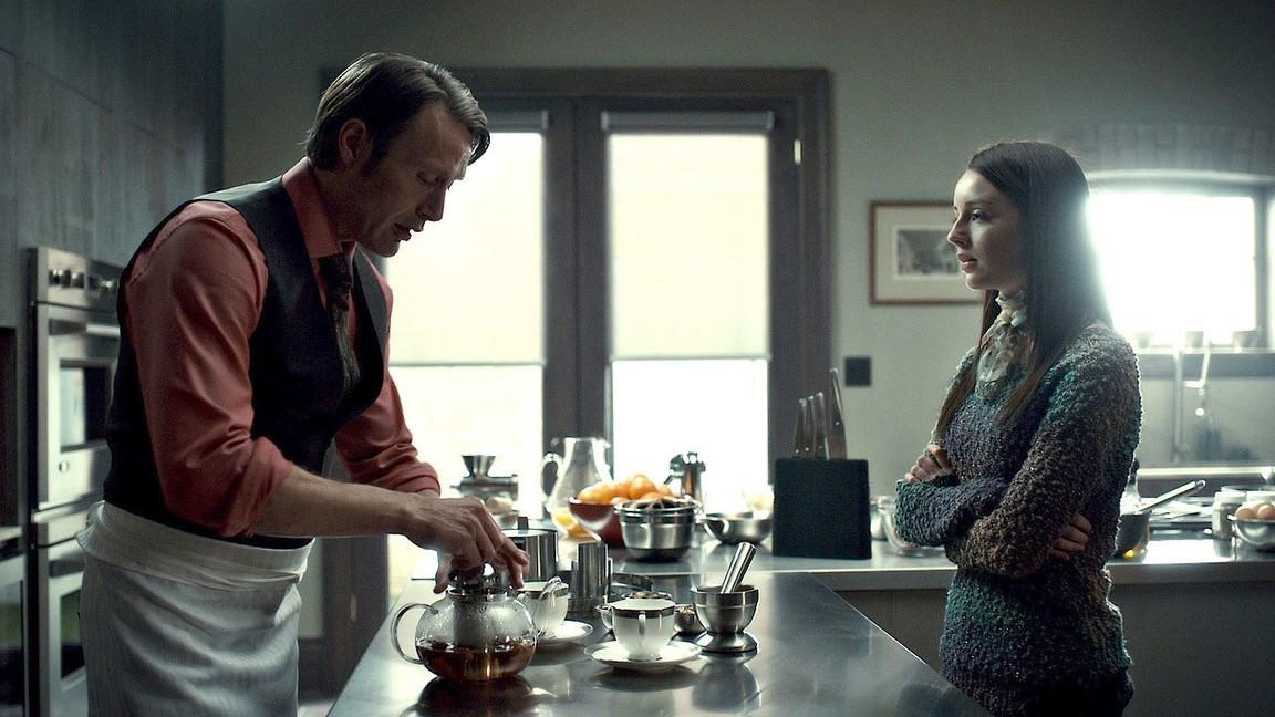 Hannibal - Season 1 Episode 04: Œuf