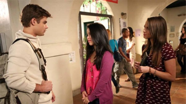 The Fosters - Season 1 Episode 13: Things Unsaid