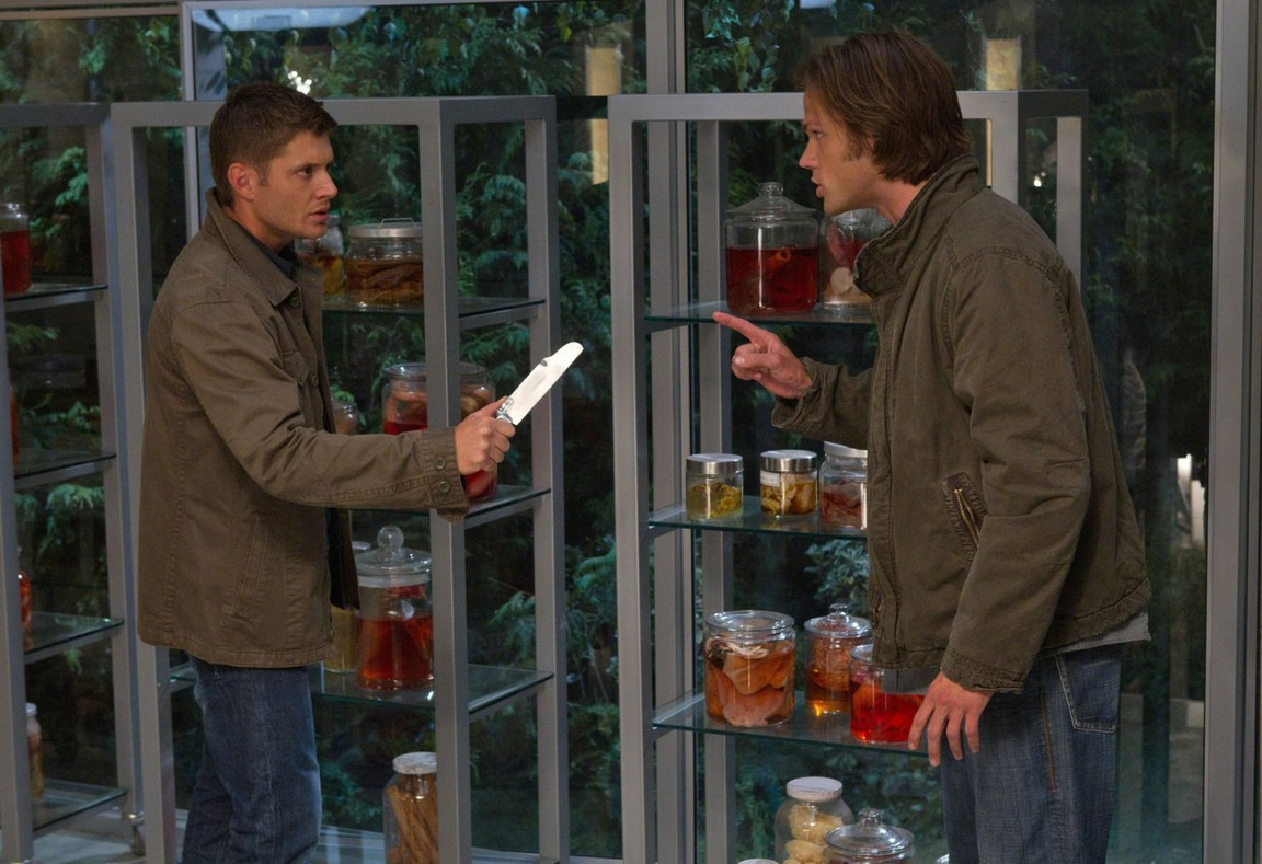 Supernatural - Season 6 Episode 06: You Can't Handle the Truth