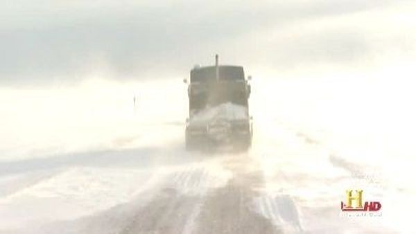 Ice Road Truckers - Season 5 Episode 09: Road to Nowhere