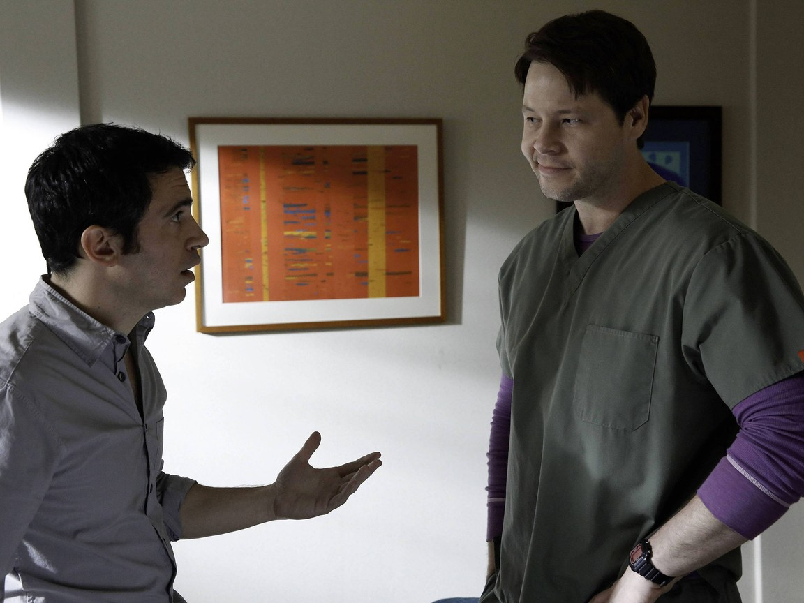 The Mindy Project - Season 2 Episode 22: Danny and Mindy