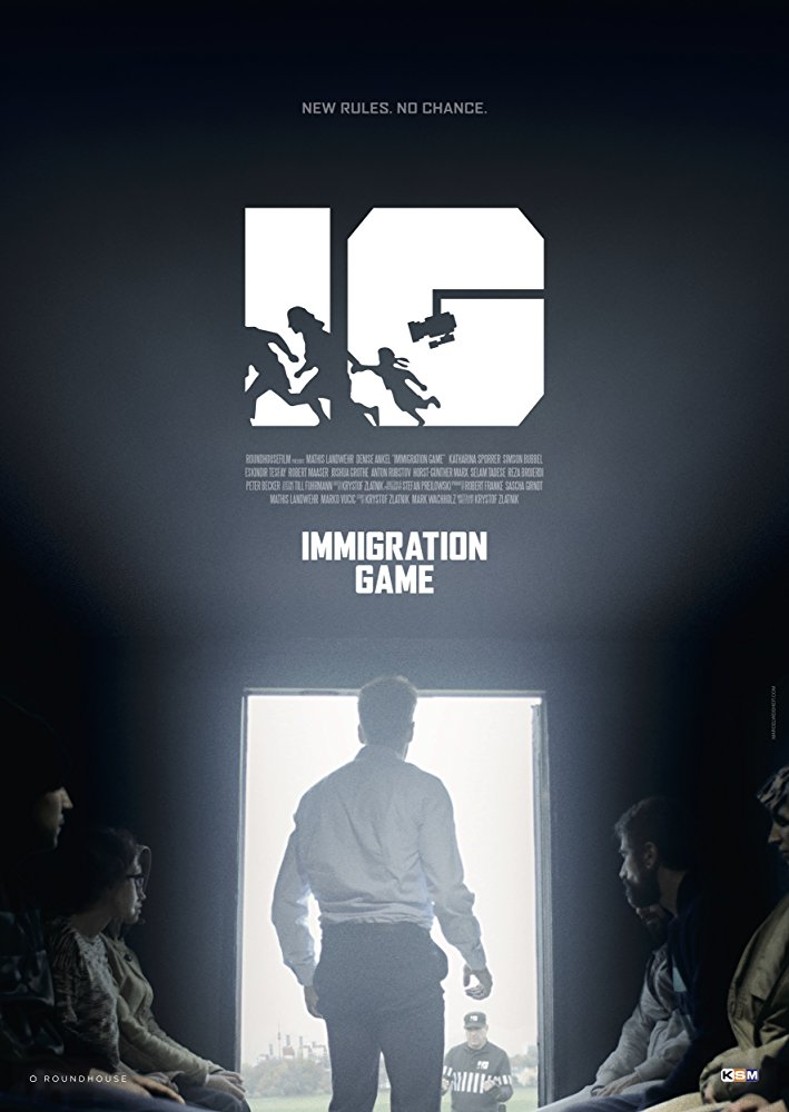 Immigration Game [Audio: Germany]