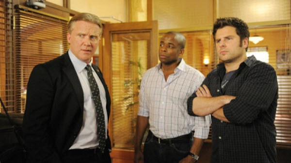 Psych - Season 7 Episode 14: No Trout About It
