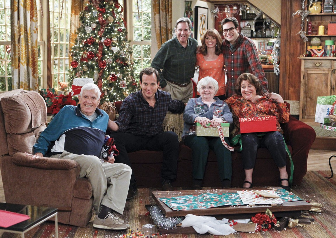 The Millers - Season 1 Episode 10: Carol's Parents Are Coming to Town