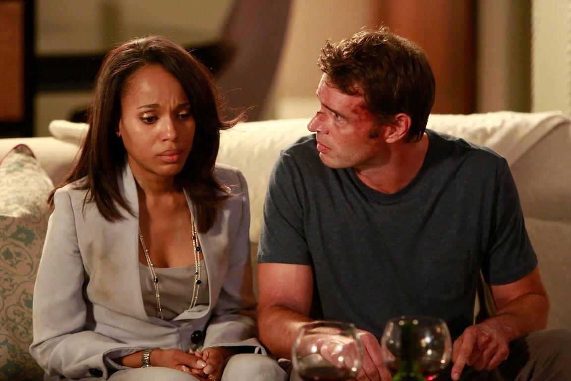 Scandal - Season 3 Episode 3: Mrs. Smith Goes to Washington
