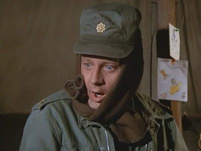 M*A*S*H - Season 2 Episode 17: For Want of a Boot