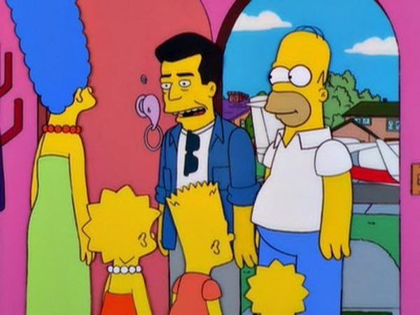 The Simpsons - Season 11 Episode 01: Beyond Blunderdome