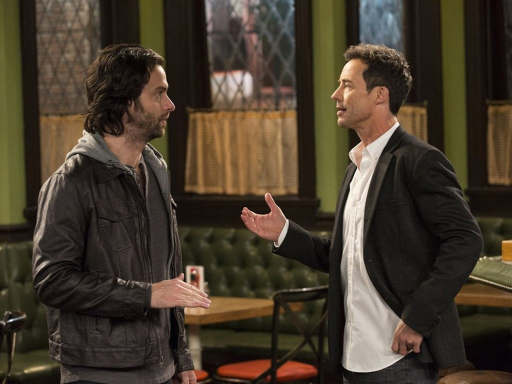 Undateable - Season 1 Episode 10: Daddy Issues