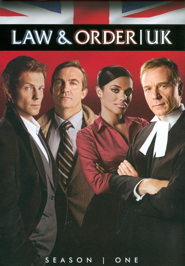 Law and Order: UK - Season 1 Episode 05: Buried