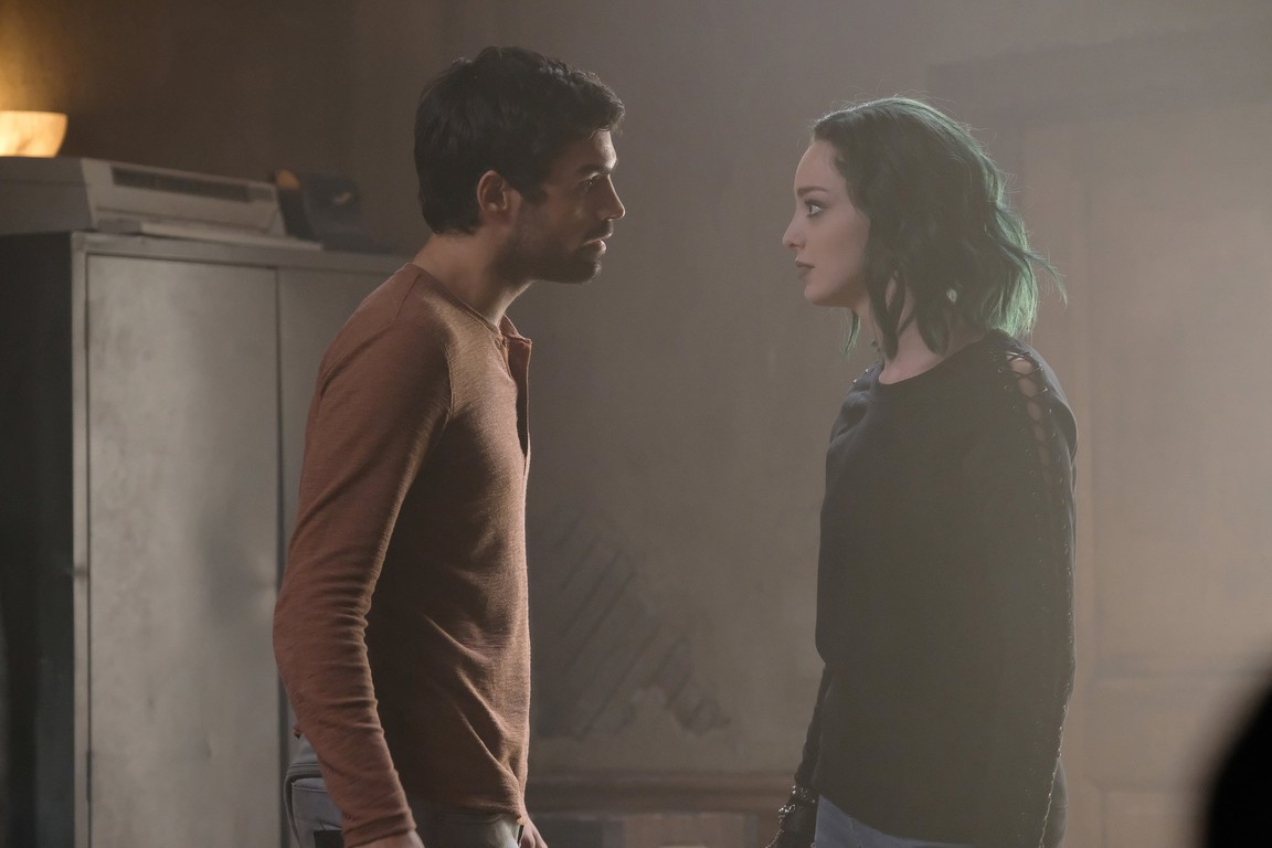 The Gifted - Season 1 Episode 08: Threat of eXtinction