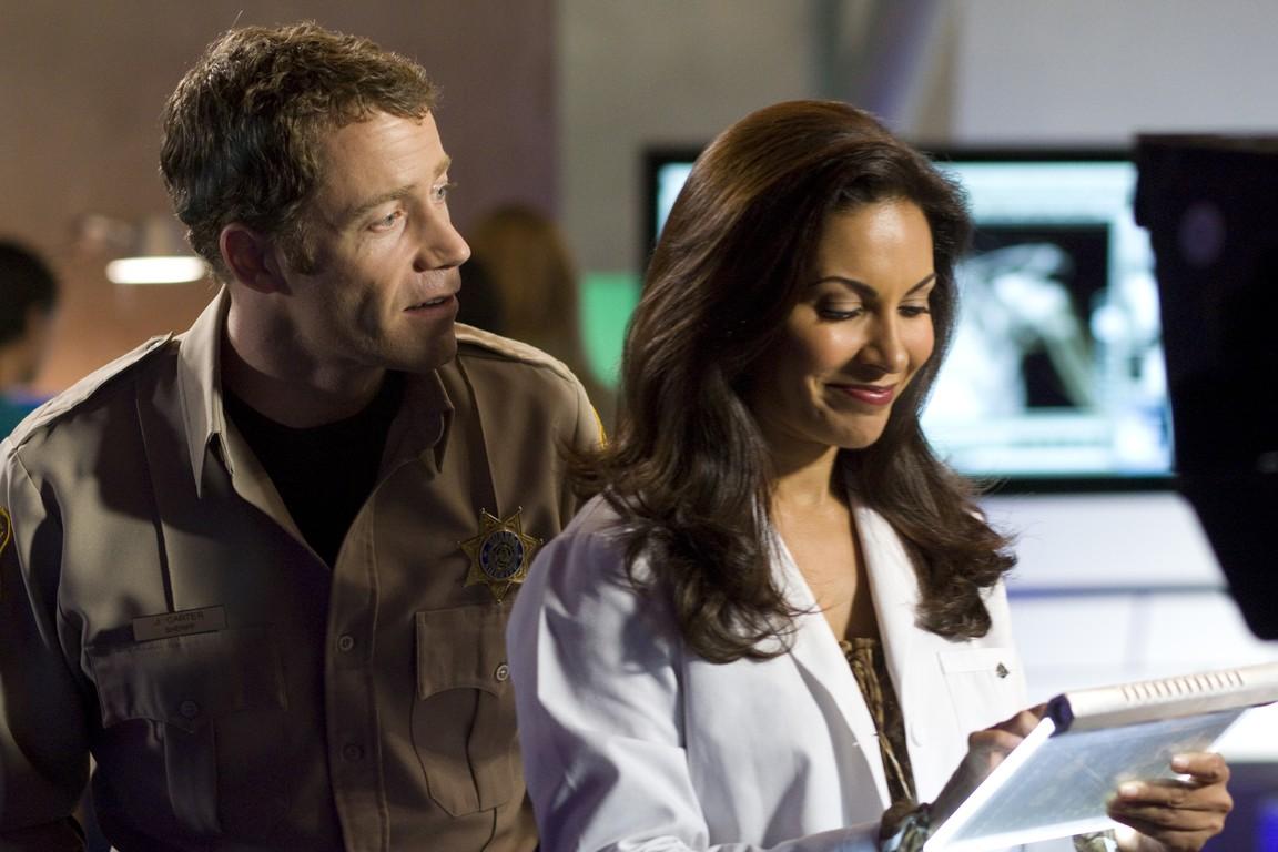 Eureka - Season 4 Episode 08: The Ex-files