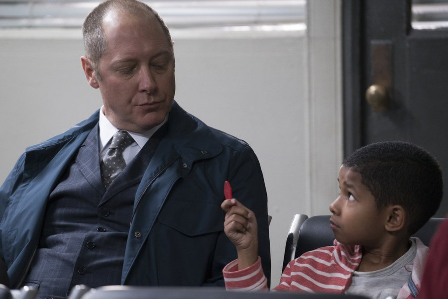 The Blacklist - Season 2 Episode 05: The Front