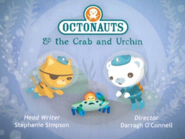 The Octonauts - Season 1 Episode 03: The Crab and Urchin
