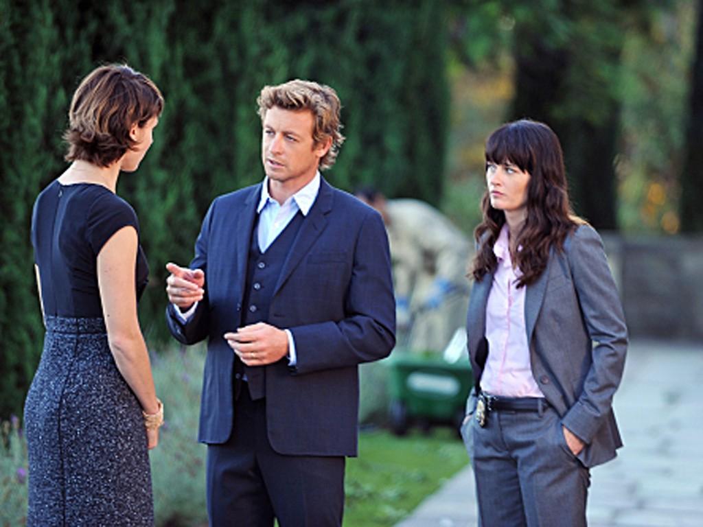 The Mentalist - Season 3 Episode 6 : Pink Chanel Suit