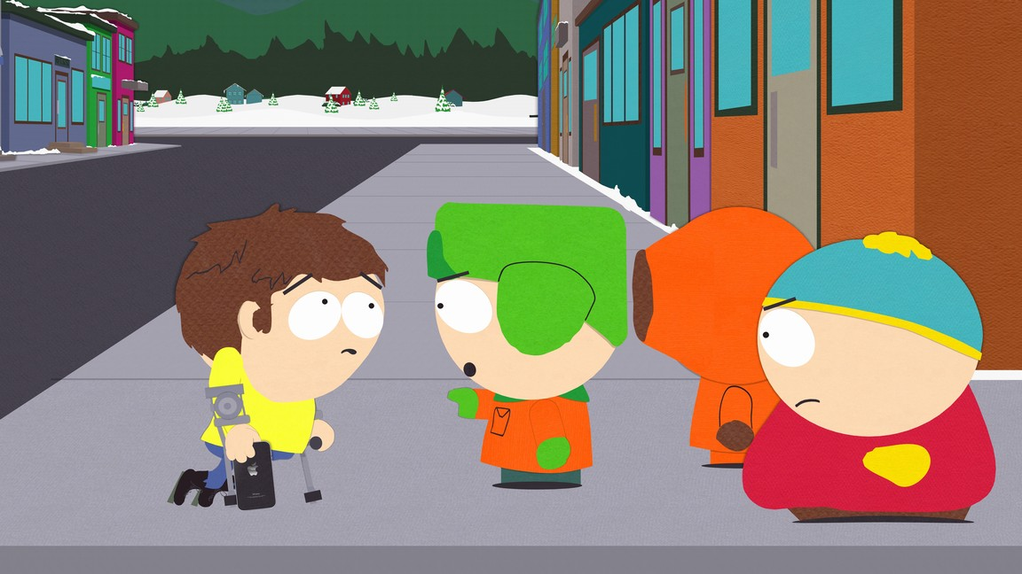 South Park - Season 18 Episode 06: Freemium Isn't Free