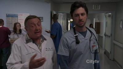 Scrubs - Season 8 Episode 07: My New Role