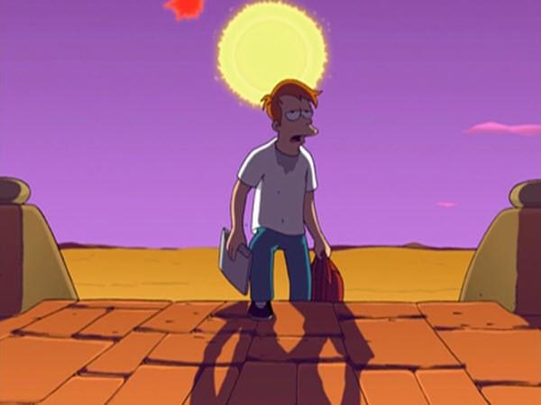 Futurama - Season 1 Episode 07: My Three Suns