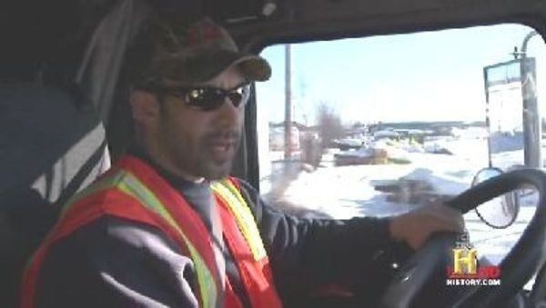 Ice Road Truckers - Season 5 Episode 14: The Heat Is On