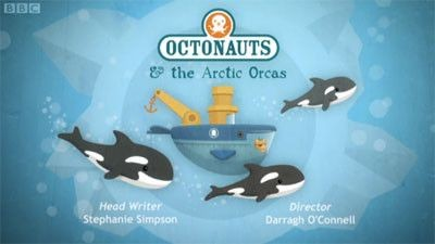 The Octonauts - Season 1 Episode 37: The Arctic Orcas